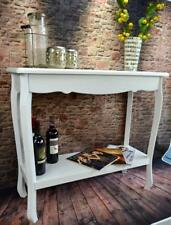 Couchtisch Wohnzimmertisch Konsolentisch Landhaus Vintage barock weiß LV Lv4053
