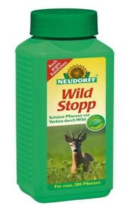 Neudorff  Wild Stopp gegen Wildverbiss