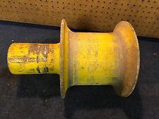 Tulsa Winch Spool / Head J28155 Aluminum Spring Loaded Cable Spool
