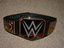 2016 WWE World Heavyweight Championship Replica Title Belt by Jakks!