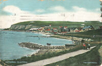 Rare Vintage Postcard - Whitehead, Co. Antrim - Northern Ireland (Aug 1911).