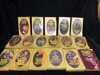 1st Editions DARK SHADOWS LOT 17 PB's Books TV Barnabas Collins Quentin Horror
