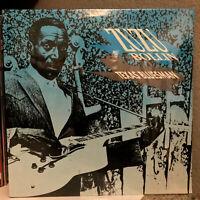 "ZUZU BOLLIN - Texas Bluesman - 12"" Vinyl Record LP - SEALED"