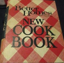 Better Homes and Gardens New Cook Book NO DATE IN THIS BOOK