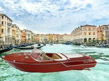RC Modell ferngesteuertes Venezia Boot - Schönes Schiff in sehr edler Holzoptik