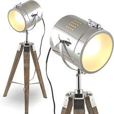 l32r coole tripod tischlampe tischleuchte vintage lampe shabby retro design - Coole Nachttischlampen