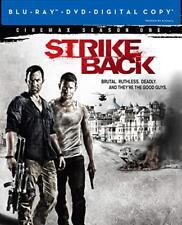 #1.0 STRIKE BACK Season One Brand New Blu-Ray Set FREE SHIPPING