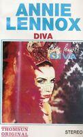 Annie Lennox... Diva.   Import Cassette Tape