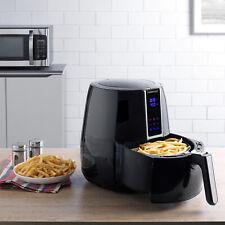 New Farberware 3.2 Quart Digital Air Fryer Oil-Less Frying - Black
