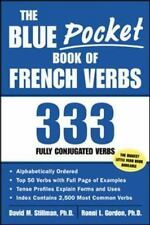 The Blue Pocket Book of French Verbs : 333 Fully Conjugated Verbs