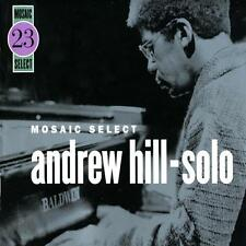MOSAIC SELECT 23: ANDREW HILL SOLO BY ANDREW HILL (CD 3 DISC BOX SET) NEW