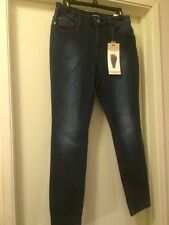 Joe Boxer Women's Push Up Skinny Jeans Size 7 Brand-New