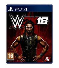 Videojuegos luchas WWE PAL