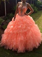 Mori Lee Prom Dress Size 12