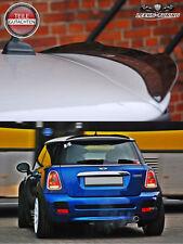Mini Cooper r56 jcw s alerón alerón enfoque lengüeta techo alerón Carbon Look
