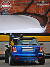 Mini Cooper r56 JCW S Heckspoiler Becquet Approche Lèvre Spoiler CARBON LOOK
