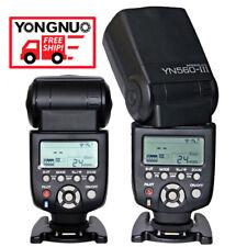 YONGNUO YN560 III YN-560lll Wireless Trigger & Speedlite Flash for Canon Camera