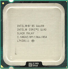 Intel Core 2 Quad Q6600 2.4GHZ 8MB Cache 1066FSB LGA775 CPU Processor