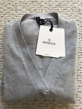 AUTHENTIC MONCLER With tag MAGLIA Cashmere cardigan