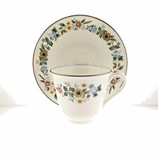 Royal Doulton Pastorale Tea Cup and Saucer