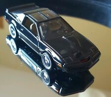 2016 Hot Wheels Knight Rider K.I.T.T With Real Riders