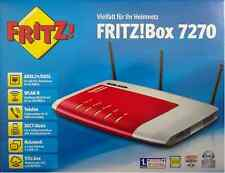 Fritz!Box 7270 V3 DSL Funktion f. Repeater KABEL Glasfaser Sky on Demand