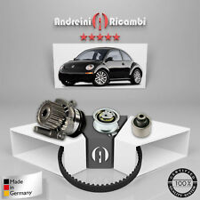 KIT DISTRIBUZIONE + POMPA ACQUA VW NEW BEETLE 1.9 TDI 77KW 105CV 2010 ->