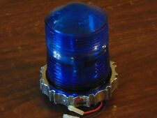 Used Blue Skee Ball Scoring Top Beacon Light With Bulb. * Very Nice Light *