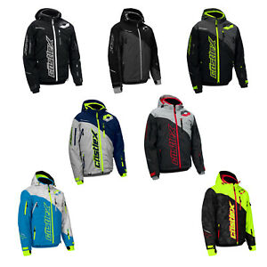 Mens Castle X Stance G2 Snowmobile Jacket Winter Coat Waterproof Windproof