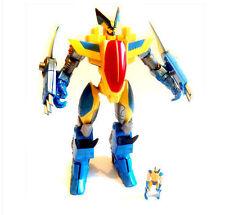Marvel Legends Megamorph Transfomer WOLVERINE & pilot figure, VERY COOL!