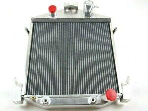 28-31 Ford Model A Street Rod Chopped Aluminum Radiator Chevy V8 BPK-6001
