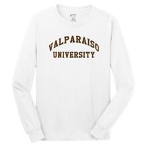 NCAA Valparaiso Crusaders Youth Long Sleeve T-Shirt, Large, White