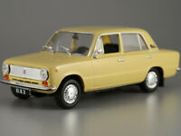 VAZ-21011 Zhiguli, Kopeyka Soviet Sedan 1974 Year 1/43 Scale Diecast Model Car