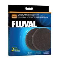 Fluval FX5/6 Carbon Impregnated Foam Pads