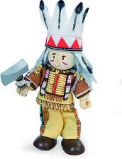 Chiefbear griffe Budkin indien par le Toy Van Budkins bk945-Cowboy monde gamme