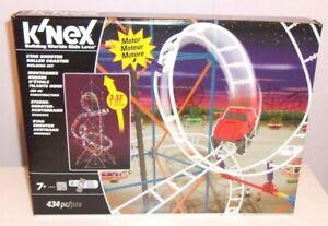 K'NEX 13570 Star Shooter Roller Coaster Building Set 434pc Motorized Amusement
