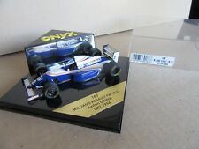 542G Onyx 187 Williams Renault FW15C Senna # 2 Test 1994 F1 1:43