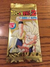 1989 Dragon ball Z  Serie 3 Trading card Sealed Pack
