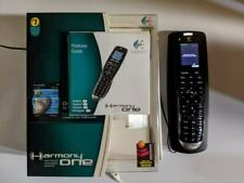 Logitech Harmony One Universal Remote - Original Box and Manuals Included
