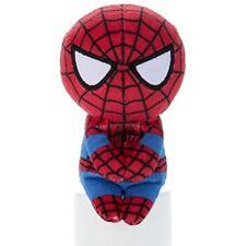"""Plushy Marvel """"Chokkorisan"""" Spiderman Plush Doll Height 13 cm SB"""