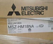 ~Discount Hvac~ Mt-Mszhm18Na - Mitsubishi - 18S R410A Wall Mount Hp Indoor Unit