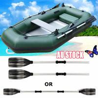2x French Boat Inflatable Paddle Dinghy Oars Canoe Kayak Aluminum Alloy Paddle