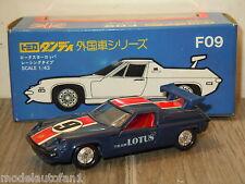 Lotus Europa Special van Tomica Dandy F9 Japan 1:43 in Box *16099