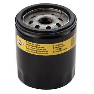 Briggs and Stratton Genuine 491056 Oil Filter