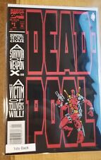 Deadpool: The Circle Chase #1 NM 1st Solo Deadpool Series
