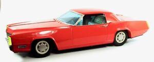 "1967 Cadillac Eldorado 28"" (71 cm) Japanese Tin Coupe by Ichiko NR"
