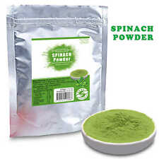 100% Organic Natural Spinach Powder Perfect for Baking, Soup, Smoothies, Shakes