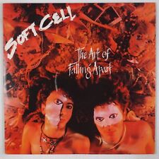 SOFT CELL: The Art of Falling Apart USA SIRE 2x LP Electronic Pop VG++