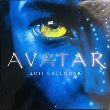 Avatar James Cameron 2011 Wall Calendar
