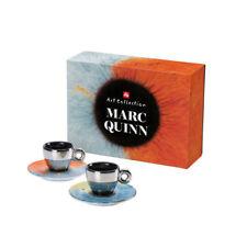 "ILLY ART COLLECTION | Marc Quinn ""Iris"" | 2 Tazze da Caffè Espresso"